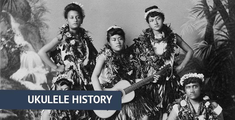 Ukulele history