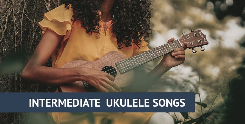 Intermediate ukulele songs